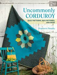 Corduroy quilts: new fabric to stitch, stroke, and stash (+ fabric ... & Uncommonly Corduroy Adamdwight.com