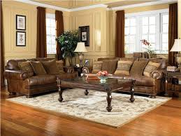 Leather Living Rooms Sets Ashley Leather Living Room Furniture Living Room Design Ideas