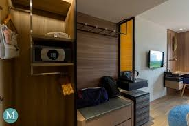 Luggage Racks For Guest Rooms Inspiration Hotel Jen Tanglin Singapore Deluxe Room