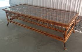coffee table rattan coffee table bamboo glass coffee table wooden furniture made by compressure molding