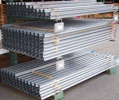 METAL FENCE POST WOODEN FENCE thefenceexpertsgmailcom