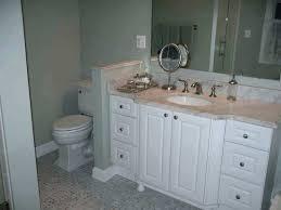 white bathroom cabinets with granite. White Bathroom Cabinets S With Dark Countertops Granite .