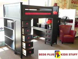 cool loft beds for kids. Black Boys Bunk Beds With Bookshelf And Kids Furniture Loft Bed Plus  Leather Armchair On Sisal Rugs Cool Loft Beds For Kids