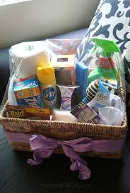 Housewarming Gift Ideas: DIY Home Essentials Gift Basket
