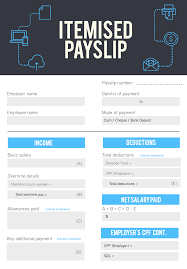 Online Payslip Template Itemised Payslips For Business Owners The Vox Of Talenox 14