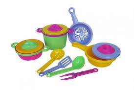 <b>Набор</b> посуды Эксперт Игрушкин <b>Пластмастер</b> — купить в ...