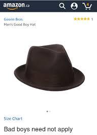 Amazonca 4 Goorin Bros Mens Good Boy Hat Size Chart Bad