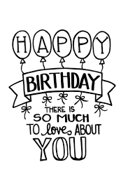 25 best happy birthday calligraphy ideas