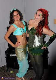 poison ivy costume sc 1 st costume works image number 26 of easy jasmine costume