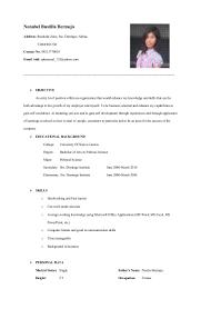 My Resume Com My resume 2