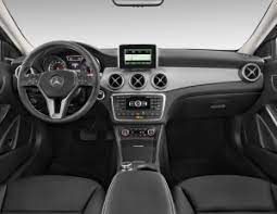 Ease of getting in and out of the vehicle. 2016 Mercedes Benz Gla Class Gla250 Interior Photos Msn Autos