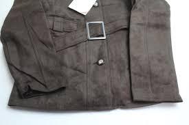 armani emporio fashion leather jacket