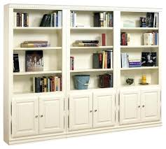 bookcase with glass doors and drawers breathtaking white bookcases home ideas 37
