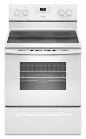 white electric range. Whirlpool White Freestanding Electric Range With FlexHeat™ Element (5.3 Cu. Ft.) - YWFE330W0EW   Leon\u0027s I