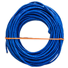 shop data cable at lowes com southwire 100 ft 23 4 cat 6 ethernet riser blue data cable
