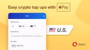 Select an egift card and submit payment. Opera Now Lets Us Users Buy Crypto With Apple Pay Or Debit Card Opera Newsroom