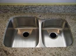 Kitchen Sinks Vessel Stainless Steel Undermount Corner Brushed Ada Undermount Kitchen Sink