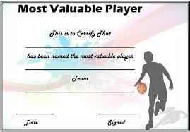 Football Certificate Template Inspiration Player Of The Week Certificate Templates New 48 Fresh Football
