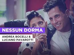 Watch Nessun Dorma in the Style of Andrea Bocelli & Luciano Pavarotti