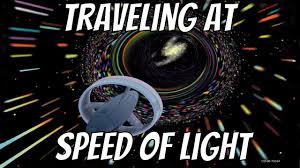 Light Speed Travel Light Speed Travel Visualized