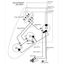 wiring diagram for this kit wire center guitar kit wiring diagram fresh for strat type