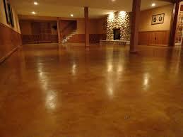 stained concrete floor fort wayne polished concrete nick dancer concrete 10