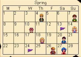 Spring Stardew Valley Wiki