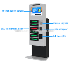 Phone For Cash Vending Machine Best Money Making Machine Floor Stand Coincashcard Operated Fast