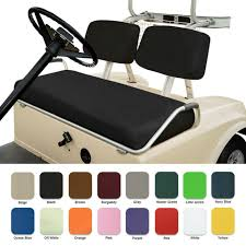 club car pre 2000 golf cart custom seat