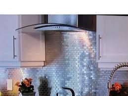 Tin Backsplashes For Kitchens Faux Tin Backsplash Tiles Roselawnlutheran