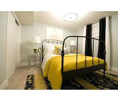 home design ideas for small spaces bedroom grey wall combine good looking black white basement window