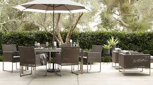 outdoor furniture crate and barrel. Dune Outdoor Living Collection From Crate Barrel Modern Entertaining I Furniture And E