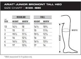 Ariat Bromont Tall Non Insulated Boots Junior