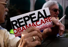 Image result for GOP facing likely failure on ObamaCare repeal