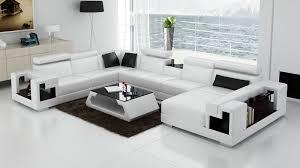 Small Picture Olympian Sofas Novara White Leather Sofa