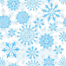 snowflake background clipart. Brilliant Clipart Seamless Winter Background With Snowflakes Vector Image U2013 Artwork Of  Backgrounds Textures Abstract Click To Zoom Inside Snowflake Background Clipart O
