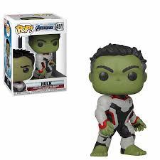<b>Marvel</b>: <b>Avengers Endgame</b> - Hulk Funko Pop! Vinyl Figure || Халк ...