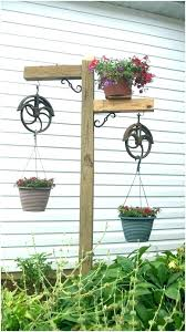 plant hanger stand wrought iron plant hangers wrought iron plant hangers outdoor wrought iron plant hook
