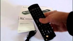 <b>Review</b>: <b>Rii Mini i25</b> Multifunction <b>Mini</b> Wireless 2.4GHz Air Mouse ...
