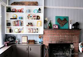 Living Room Bookcase Wall Shelves Decorating Ideas Home Decor And Design Living Room