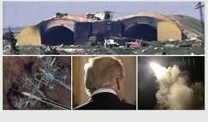 Risultati immagini per raid americano contro assad