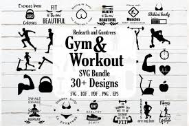 As you can see, there's no shortage of free svg files online! 1 Weight Lifting Svg Designs Graphics