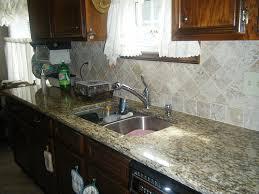 backsplash for santa cecilia granite countertop. Full Size Backsplash For Santa Cecilia Granite Countertop L