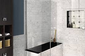 metro stone effect marble flat bathroom wall tiles