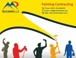 cladding work painting contracting floor and wall tilling work plumbing