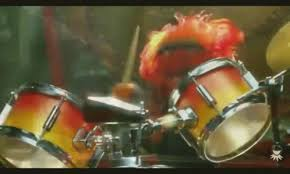 animal muppet drums gif. Exellent Gif To Animal Muppet Drums Gif G