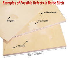 Birch Plywood Grade Chart Ultimate Guide To Baltic Birch Plywood Why Its Better