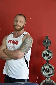 young toowoomba gym owner fle business muscle