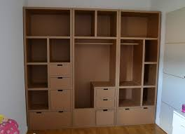 have you ever tried to put a closet organizer into your closet to make it function a little better and be able to more