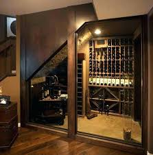 wine closet ideas wine closet ideas space savvy under stairs wine cellar ideas home design lover